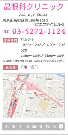 東京都新宿区高田馬場1-26-5 FIビル4F 03-5272-1124
